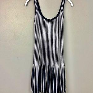 BAILEY 44 Vertical Stripe Slip Dress
